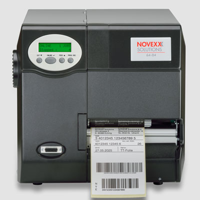 64-0x Etikettendrucker NOVEXX Solutions