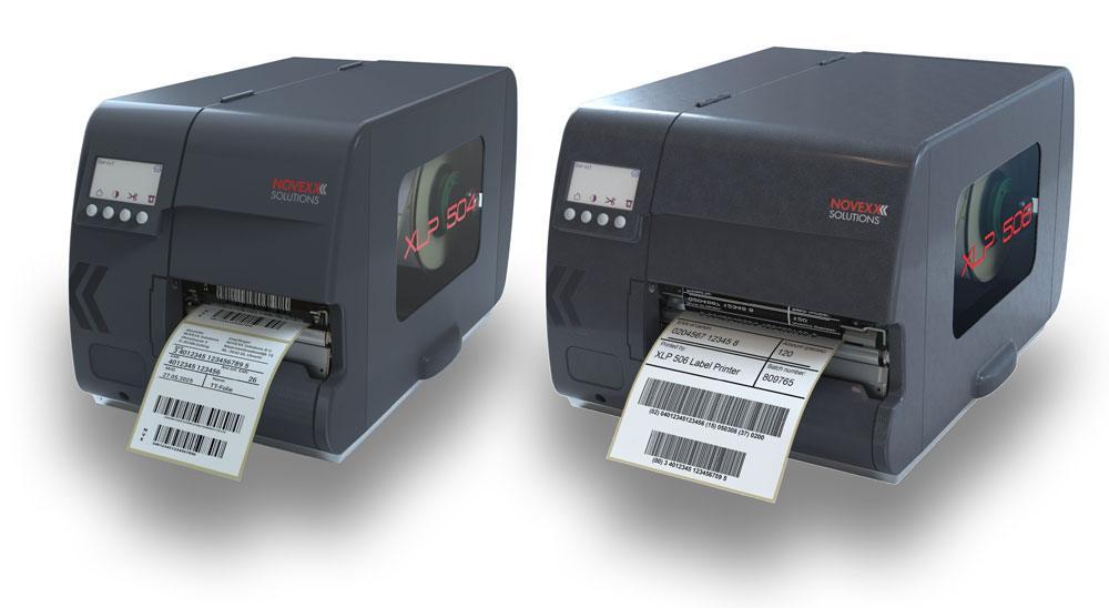 XLP 50x Etikettendrucker NOVEXX Solutions